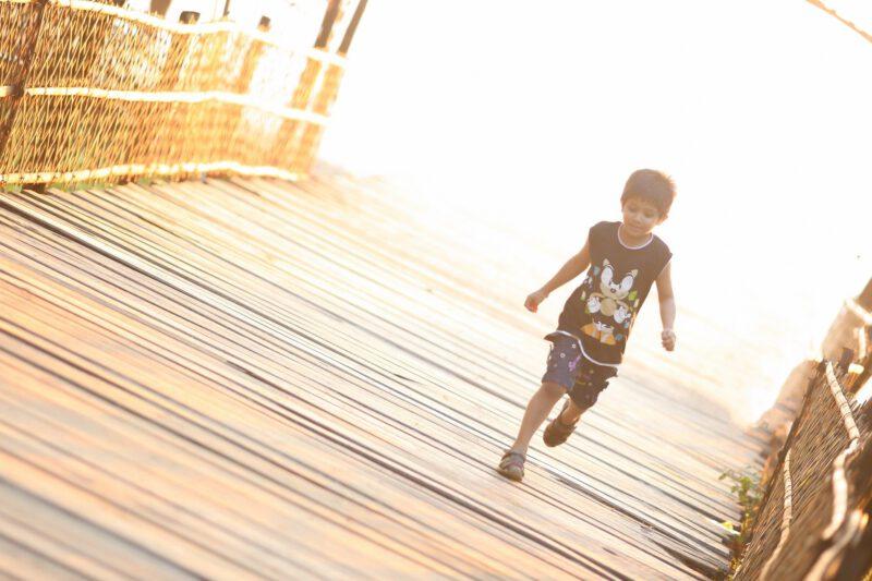 Sport i zabawa z dzieckiem