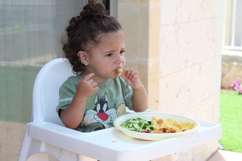 Co powinno znaleźć się w diecie dziecka